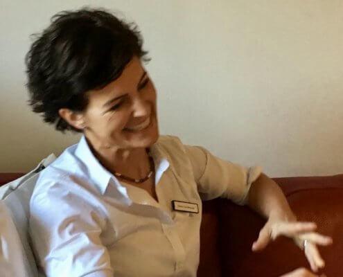 Diana Carl-Menzel in Besprechung